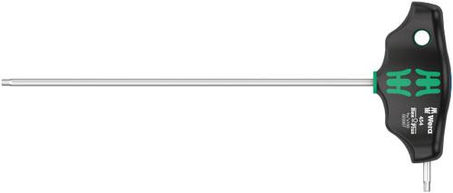 "Wera 454 Hex-Plus 3/32"" x 150 mm T-Handle Hex driver 05023357001"