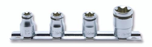 Koken RS3425/4-2B | 3/8 Sq. Drive, TORX Socket Set Nut Grip