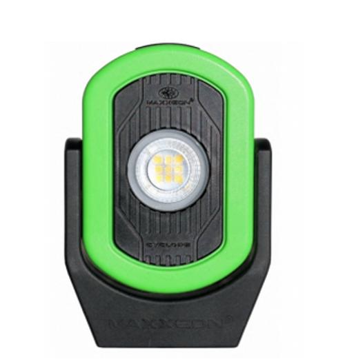 Maxxeon WorkStar 812 HiVis Green, Cyclops USB LED Work Light