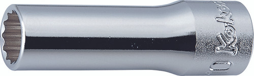 Koken 3305M-24 | 3/8 Sq. Drive, 12-point Deep Socket