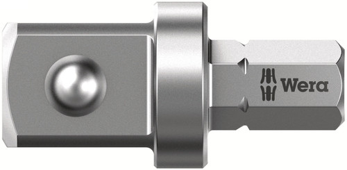 """Wera 870/2 Adaptor 3/8"""" FOR NUT SPINNER SOCKETS 05136001001"""