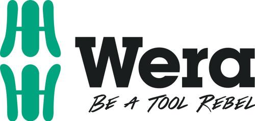 Wera 2069/8 SW 2.5 - SW 6.0 SREWDRIVER SET 05345278001