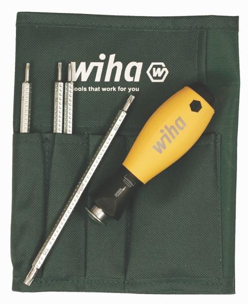 Wiha 10893, ESD Safe Torx® Blade Set