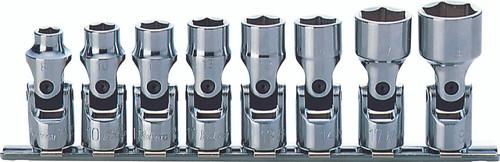 Koken RS3440M/8 | 3/8 Sq. Drive, 6-point Universal Socket Set