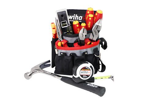 Wiha 32934, Insulated Apprentice Tool Set 16 Pc.
