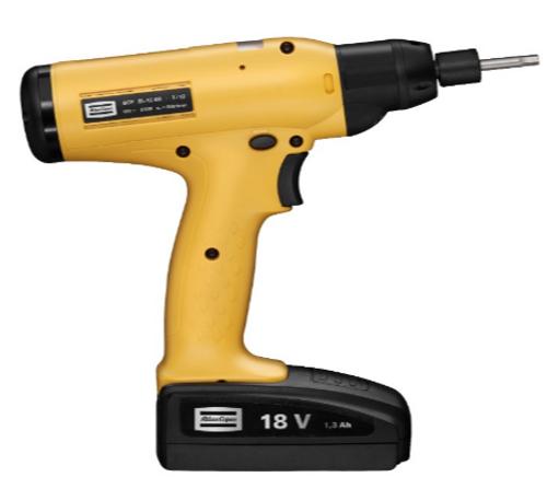 Atlas Copco 843 8431 1273 00 | BCP BL-2-I06, cordless screwdriver
