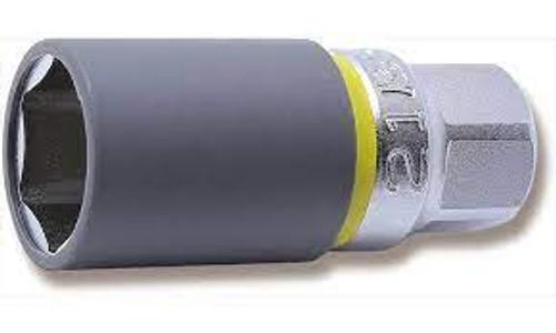 Koken Wheel Nut Socket, 17mm, 4300PMZ.65-21