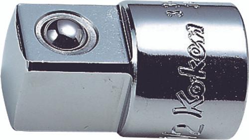 """Koken 3344A   3/8"""" (9.5mm) inch Adaptor   FX1/2M"""