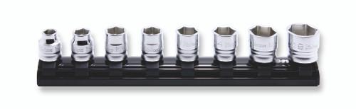 Koken Z-Series RS3400MZ/8 | 3/8????? Sq. Dr. Socket Set on Magnetic Rail (8Pcs)