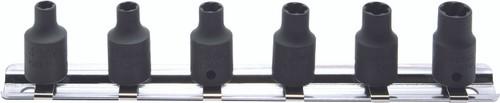 """Koken RS2127/6   1/4"""" Socket Set"""