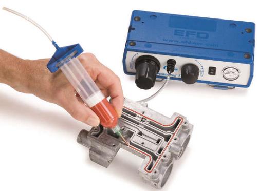 Nordson EFD Performus I: High Precision Fluid Dispenser System