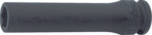 "Koken 13300G-16 | 3/8"" Sq. Drive Impact Sockets with Sliding Magnet"