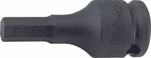 """Koken 13012M.52-7   3/8"""" Sq. Drive Inhex Sockets"""