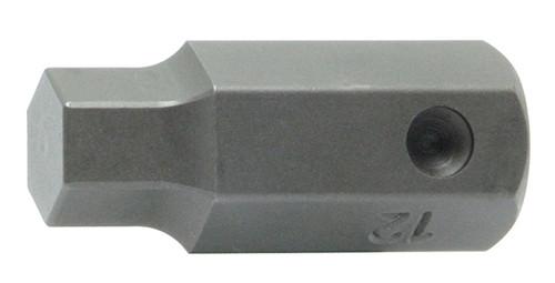 Koken 107.16-12(L100) | 16mm Hex Drive Bits for Inhex Screws
