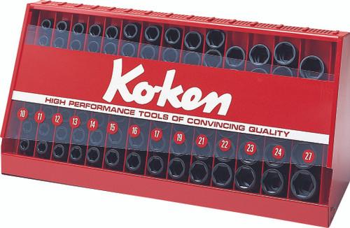 "Koken S14240M-00 | 1/2"" Sq. Drive Display Stand"