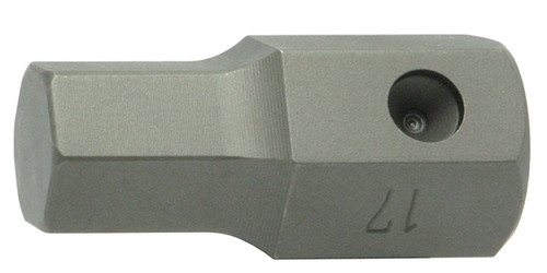Koken 107.22-17 | 22mm Hex Drive Bits for Inhex Screws
