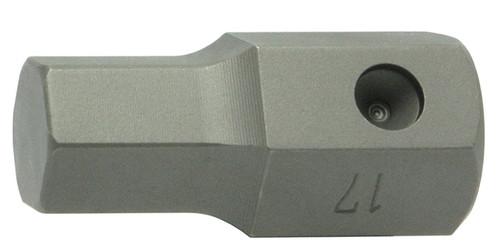 Koken 107.22-1.1/4 | 22mm Hex Drive Bits for Inhex Screws
