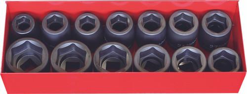 """Koken 16201A   3/4"""" Sq. Drive Socket Set"""