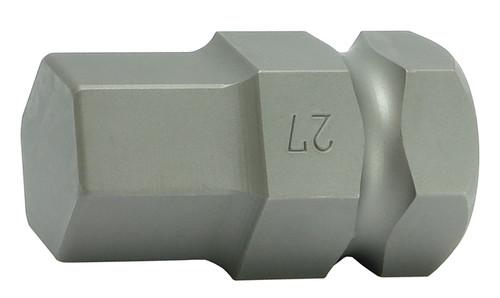 Koken 107.32-19 | 32mm Hex Drive Bit for Inhex Screws