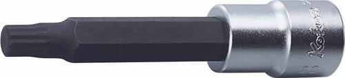 "Koken 4010M.100-10(12P) | 1/2"" Sq. Drive Bit Sockets for Double Inhex Screws (12 point)"