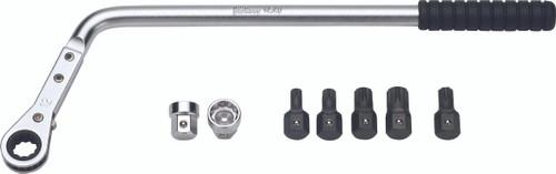 Koken 1210 |  Door Hinge Wrench Set