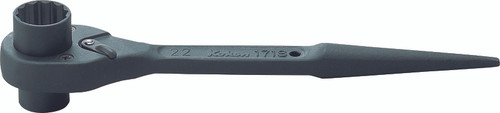 Koken 171S-19X22 |  Spud Handle Ratchets (Short)