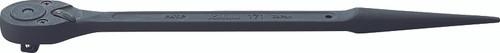 Koken 171SB-1/2 |  Spud Handle Ratchet with Push Button (Short)