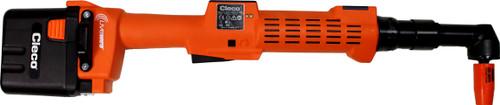Cleco Cordless Electric Pistol Nutrunner 47BAYPB21P3L | Torque Range 5.9 - 15.5 ft.lbs