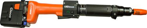Cleco Cordless Electric Inline Nutrunner 47BSYB10D3 | Torque Range 2.2 - 8.1 ft.lbs