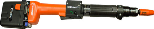 Cleco Cordless Electric Inline Nutrunner 47BSYB15D3 | Torque Range 3.6 - 11.8 ft.lbs