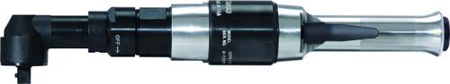 Cleco Pneumatic Angle Stall Lever Start Collar Reverse Nutrunner 75RNL-3V-4 | Torque Range 0 - 155 ft.lbs