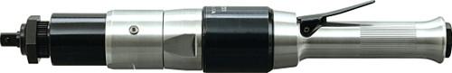 Cleco Pneumatic Inline Reaction Bar Lever Start Collar Reverse Nutrunner 55RNAL-2-4 | Torque Range 30 - 67 ft.lbs