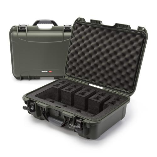 Nanuk Case 925 4UP Classic Pistol