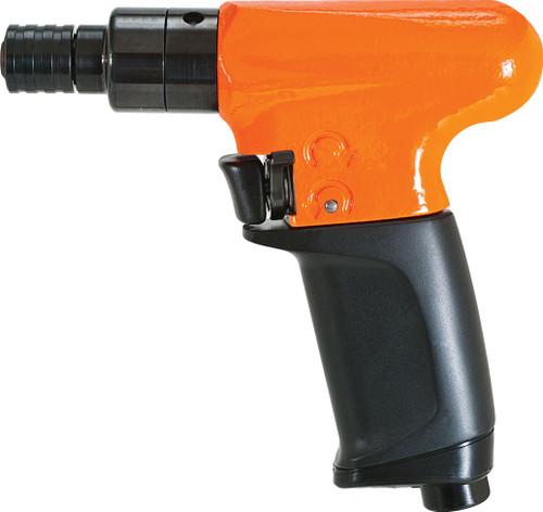 Cleco Pneumatic Pistol Grip Screwdriver, Trigger Start - 19TTS04Q   Torque Range 0 - 3.3 ft.lbs