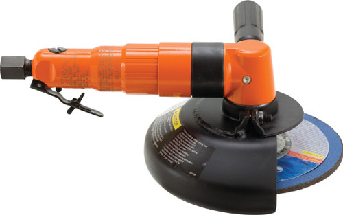 Cleco Precision Governed Right Angle Die Grinder 25GL-60A-W5T7