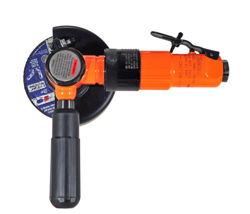 Cleco Heavy Duty Head Right Angle Grinder 236GLF-115A-W3T4