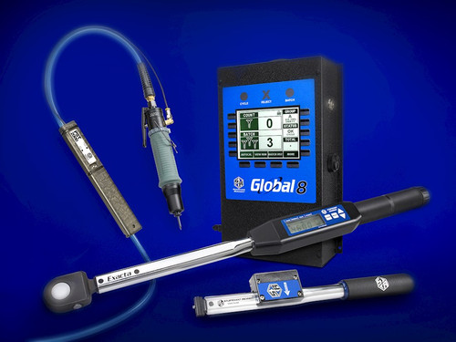 Sturtevant Richmont GLOBAL 8 WITH TOOLSNET | Torque Controller System, Monitor - 10494