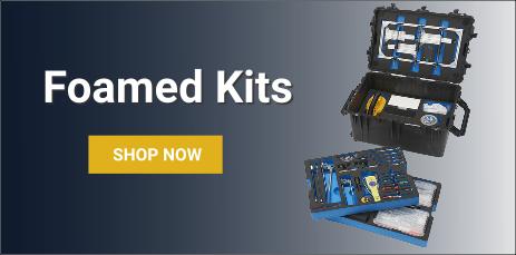 Foamed Kits