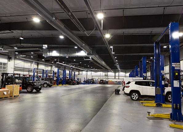 LightMart Garage Lighting