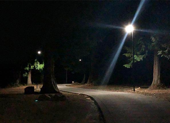 LightMart's Pole Kits and Bollards Light Up a Dark Path