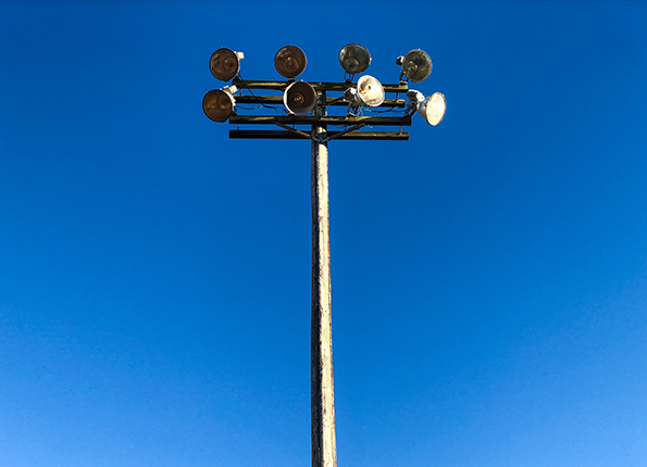 Sports Lights and Brackets Provided by LightMart