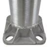 Aluminum Pole 08A4RT125 Clear Base
