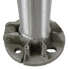 Aluminum Pole 18A5RTH188 Flat Base View
