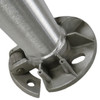 Aluminum Pole 20A5RTH156 Tilted Base View