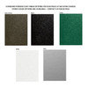 Color options for 20A4SS125