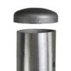 Aluminum Pole H25A8RS250 Cap Unattached