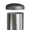 Aluminum Pole 25A8RS250 Pole Cap Unattached