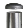 Aluminum Pole H35A10RS250 Cap Unattached
