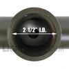 Bullhorn Bracket 10048 Bottom Inner Dimension