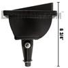 Small LED Flood Light 710017 Side Dimensions